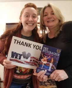 Richard attended Nutcracker Performed by Nunnbetter Dance Theatre - Saturday Matinee on Dec 8th 2018 via VetTix