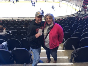 Matt attended Cleveland Monsters vs. Syracuse Crunch - AHL on Dec 1st 2018 via VetTix