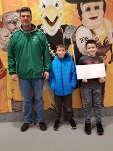 Timothy attended Cleveland Monsters vs. Syracuse Crunch - AHL on Dec 1st 2018 via VetTix