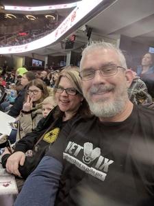 Bryan attended Cleveland Monsters vs. Syracuse Crunch - AHL on Dec 1st 2018 via VetTix