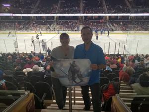 Tim attended Cleveland Monsters vs. Syracuse Crunch - AHL on Dec 1st 2018 via VetTix