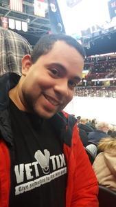 Jonathan attended Cleveland Monsters vs. Syracuse Crunch - AHL on Dec 1st 2018 via VetTix