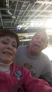 Edward attended Kansas City Mavericks - Minor League on Dec 1st 2018 via VetTix