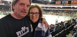 Philip attended Kansas City Mavericks - Minor League on Dec 7th 2018 via VetTix