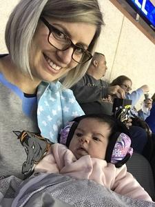 Erin attended Kansas City Mavericks - Minor League on Dec 7th 2018 via VetTix
