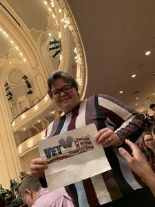 Emily attended Chen Leads All-mozart - Tracking Attendance - Presented by the Chicago Symphony Orchestra on Nov 30th 2018 via VetTix