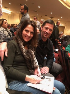 Anthony attended Chen Leads All-mozart - Tracking Attendance - Presented by the Chicago Symphony Orchestra on Nov 30th 2018 via VetTix