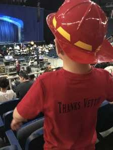 Katarina attended Paw Patrol Live: Race to the Rescue - Presented by Vstar Entertainment on Apr 21st 2019 via VetTix