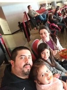 Jose attended Chicago Bulls vs. Phoenix Suns - NBA on Nov 21st 2018 via VetTix