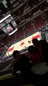 Randolph attended Chicago Bulls vs. Phoenix Suns - NBA on Nov 21st 2018 via VetTix
