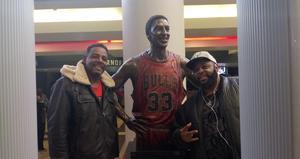Joseph attended Chicago Bulls vs. Phoenix Suns - NBA on Nov 21st 2018 via VetTix