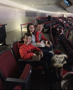 Shannon attended Chicago Bulls vs. Phoenix Suns - NBA on Nov 21st 2018 via VetTix