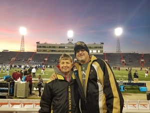 MORRIS attended 2018 Dollar General Bowl - Sun Belt Conference vs. Mid-american Conference on Dec 22nd 2018 via VetTix