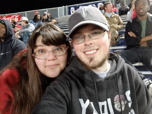 Kyle attended 2018 Dollar General Bowl - Sun Belt Conference vs. Mid-american Conference on Dec 22nd 2018 via VetTix