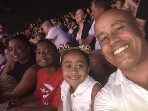 Edward attended Miami Heat vs. Brooklyn Nets - NBA on Nov 20th 2018 via VetTix