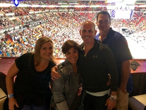 Michael attended Miami Heat vs. Brooklyn Nets - NBA on Nov 20th 2018 via VetTix