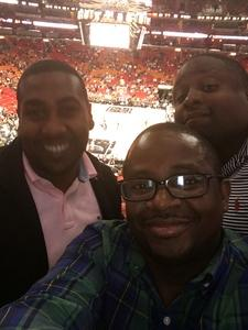 Baselaire attended Miami Heat vs. Brooklyn Nets - NBA on Nov 20th 2018 via VetTix
