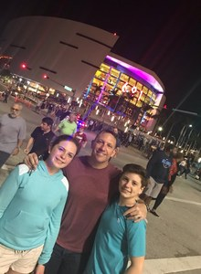Robert attended Miami Heat vs. Brooklyn Nets - NBA on Nov 20th 2018 via VetTix