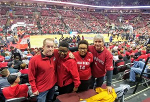 Jeffrey attended Ohio State Buckeyes vs. South Carolina State Bulldogs - NCAA Men's Basketball on Nov 18th 2018 via VetTix