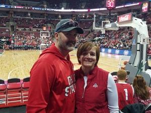 Philip attended Ohio State Buckeyes vs. South Carolina State Bulldogs - NCAA Men's Basketball on Nov 18th 2018 via VetTix