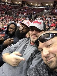 Brian attended Ohio State Buckeyes vs. South Carolina State Bulldogs - NCAA Men's Basketball on Nov 18th 2018 via VetTix