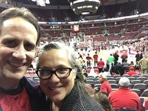 Doug attended Ohio State Buckeyes vs. South Carolina State Bulldogs - NCAA Men's Basketball on Nov 18th 2018 via VetTix