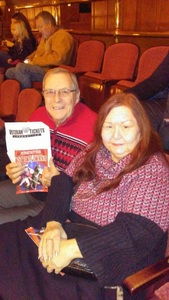 edward attended The Nutcracker - Tracking Attendance - Presented by the Pittsburgh Ballet Theatre on Dec 8th 2018 via VetTix