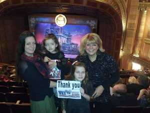 Belinda attended The Nutcracker - Tracking Attendance - Presented by the Pittsburgh Ballet Theatre on Dec 8th 2018 via VetTix