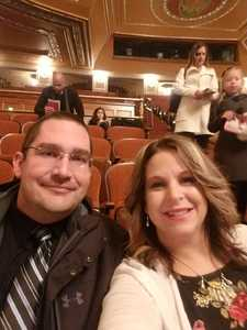SHAWN attended The Nutcracker - Tracking Attendance - Presented by the Pittsburgh Ballet Theatre on Dec 8th 2018 via VetTix