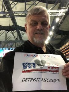 Rodney attended MAC Championship Game - NCAA College on Nov 30th 2018 via VetTix