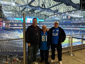 Jerry attended MAC Championship Game - NCAA College on Nov 30th 2018 via VetTix