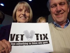 James attended An Evening With Petula Clark on Nov 30th 2018 via VetTix