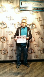 Gerard attended An Evening With Petula Clark on Nov 30th 2018 via VetTix