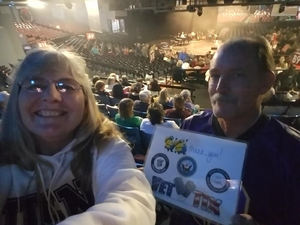 David attended An Evening With Petula Clark on Nov 30th 2018 via VetTix