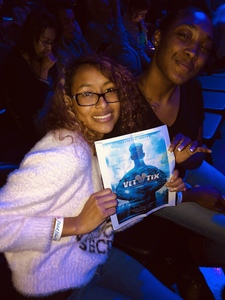 Ellena attended So You Think You Can Dance Live! 2018 - Pop on Nov 23rd 2018 via VetTix