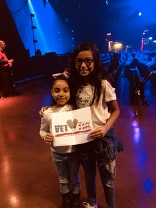 Curtis Q. attended So You Think You Can Dance Live! 2018 - Pop on Nov 23rd 2018 via VetTix