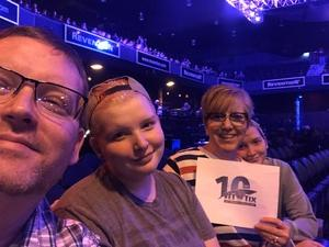 Heather attended So You Think You Can Dance Live! 2018 - Pop on Nov 23rd 2018 via VetTix