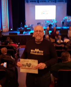 Franklin attended Darlene Love- Love for the Holidays on Dec 5th 2018 via VetTix