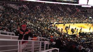Frank HAWK #42 🏀🎯🎽 attended Phoenix Suns vs. Indiana Pacers - NBA on Nov 27th 2018 via VetTix