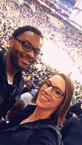 Jenna attended Phoenix Suns vs. Indiana Pacers - NBA on Nov 27th 2018 via VetTix