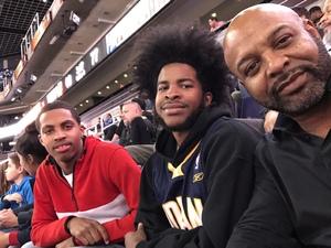 Will attended Phoenix Suns vs. Indiana Pacers - NBA on Nov 27th 2018 via VetTix