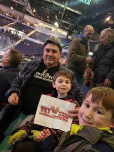 Frank attended Rochester Americans vs Wilkes-Barre/Scranton - AHL on Nov 30th 2018 via VetTix
