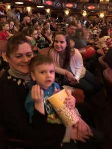 Brian attended Paw Patrol Live: Race to the Rescue - Presented by Vstar Entertainment on Mar 2nd 2019 via VetTix