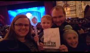 Adam attended Paw Patrol Live: Race to the Rescue - Presented by Vstar Entertainment on Mar 2nd 2019 via VetTix