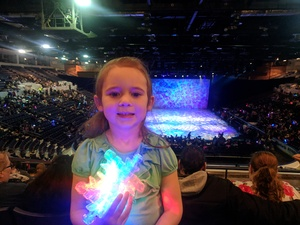 Richard attended Disney on Ice Presents Worlds of Enchantment on Jan 17th 2019 via VetTix