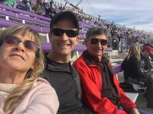 Tim attended Lockhead Martin Armed Forces Bowl - NCAA Football on Dec 22nd 2018 via VetTix