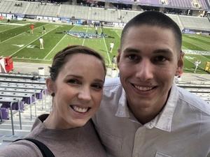 Cameron attended Lockhead Martin Armed Forces Bowl - NCAA Football on Dec 22nd 2018 via VetTix