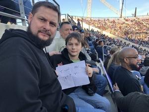 David attended Lockhead Martin Armed Forces Bowl - NCAA Football on Dec 22nd 2018 via VetTix