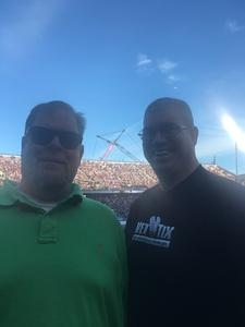 Brian attended Lockhead Martin Armed Forces Bowl - NCAA Football on Dec 22nd 2018 via VetTix
