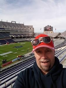 jeremy attended Lockhead Martin Armed Forces Bowl - NCAA Football on Dec 22nd 2018 via VetTix